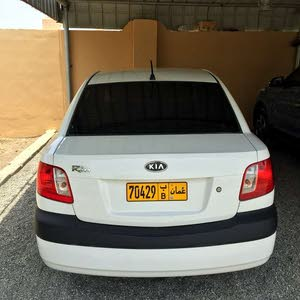 Manual Kia 2007 for sale - Used - Muscat city