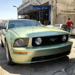 Used Ford Mustang in Amman