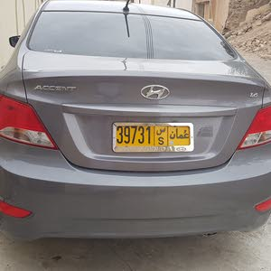 For sale 2015 Grey Accent