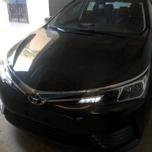 New 2018 Toyota Corolla for sale at best price