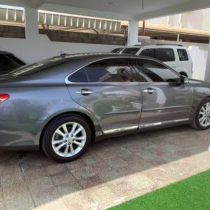 لكسز ES 350 2012