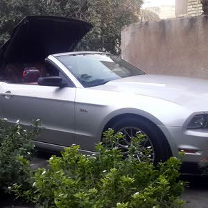 Ford Mustang 2013 For sale - Silver color