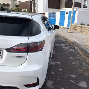 Automatic White Lexus 2014 for sale
