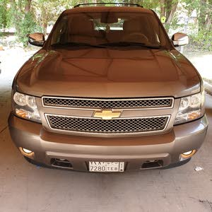 Brown Chevrolet Tahoe 2011 for sale