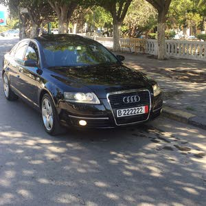 Automatic Audi 2008 for sale - Used - Tripoli city