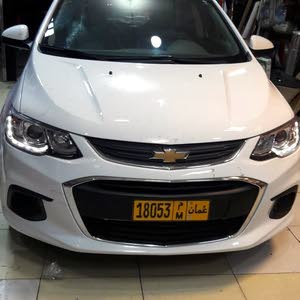 Chevrolet Aveo 2018 just new 700 km done only