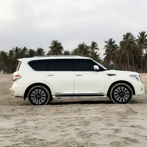 Used 2015 Nissan Patrol for sale at best price