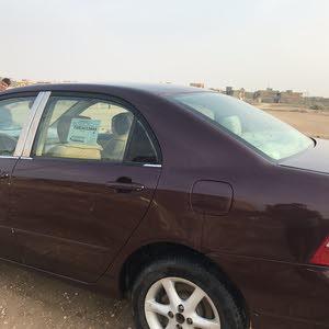 Toyota Corolla in Wasit