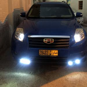 Geely Emgrand X7 2015 For Sale