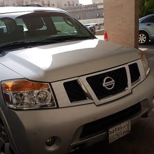 Gasoline Fuel/Power   Nissan Armada 2010
