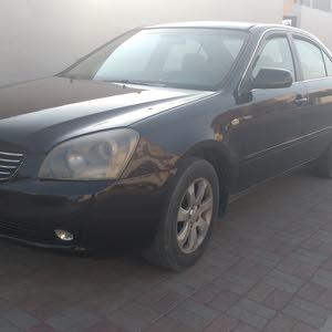 +200,000 km Kia Optima 2006 for sale