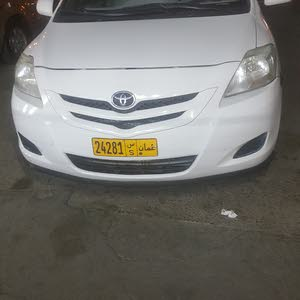 Toyota Yaris 2008 For sale - White color