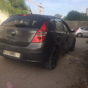For sale Hyundai i30 car in Tripoli