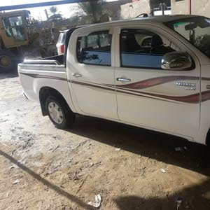 Used condition Toyota Hilux 2007 with 50,000 - 59,999 km mileage