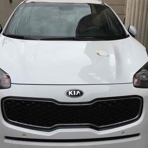 Automatic Kia 2017 for sale - Used - Jeddah city