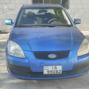 Kia Rio car for sale 2008 in Amman city