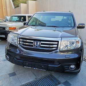 Used Honda Pilot in Amman