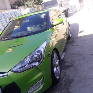 For sale 2012 Green Veloster