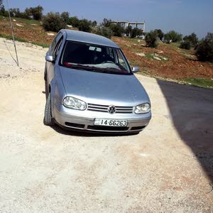 Manual Volkswagen 2001 for sale - Used - Aqaba city