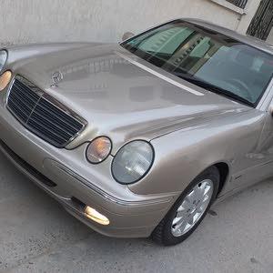 مرسيدس E240Vجمرك 2002