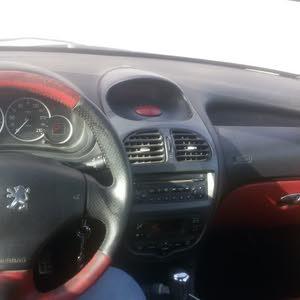 Peugeot 206 Used in Al Ain