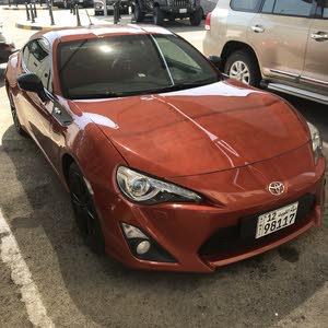 For sale 2013 Orange GT86