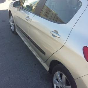 Peugeot 308 car for sale 2008 in Amman city