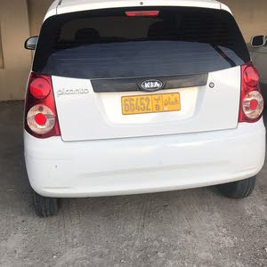 Gasoline Fuel/Power   Kia Picanto 2010