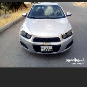 Automatic Silver Chevrolet 2012 for sale