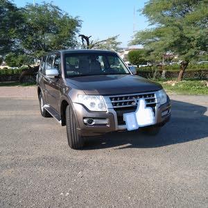 للبيع سياره ميتسوبيشي باجيرو 2015
