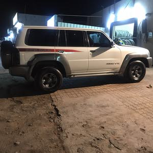 km Nissan Patrol 2002 for sale