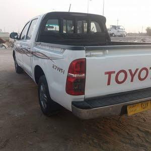 Toyota Hilux in Basra