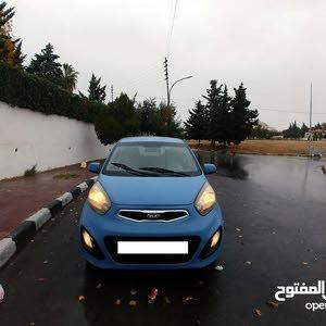 كيا بيكانتو وارد الكويت 2013
