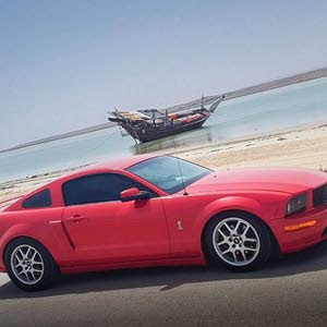 2008 Used Mustang with Manual transmission is available for sale