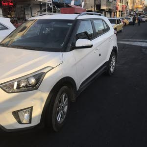 2017 Used Creta with Automatic transmission is available for sale