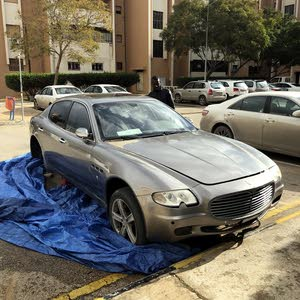 km Maserati Quattroporte 2008 for sale