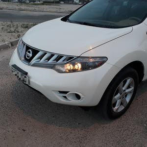 Used condition Nissan Murano 2011 with 190,000 - 199,999 km mileage