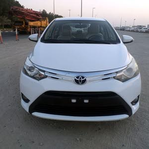 Toyota Yaris 2016 Model Gcc Vary Clean & Smooth Car