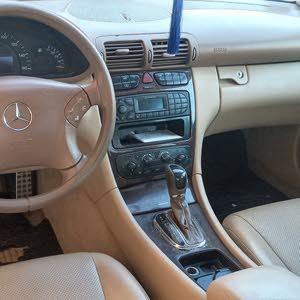 Mercedes C240 2001 full options