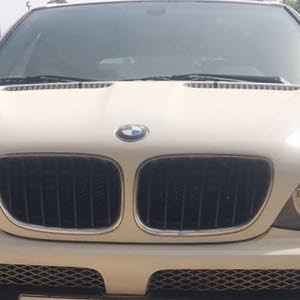 BMW X5 2004 For sale - White color