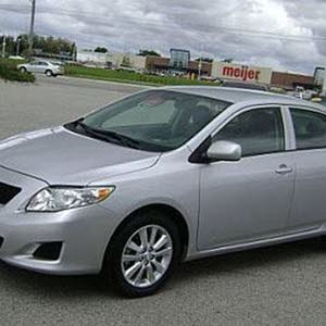 Toyota Corolla made in 2009 for sale