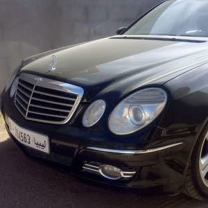 مرسيدس E200 موديل 2008