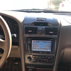 Gasoline Fuel/Power   Nissan Maxima 2003