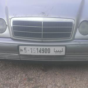 مرشيدس  E200 موديل 1998