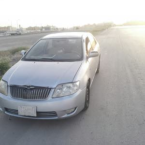 Available for sale! +200,000 km mileage Toyota Corolla 2005
