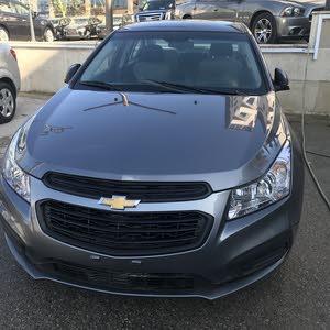 Grey Chevrolet Cruze 2017 for sale