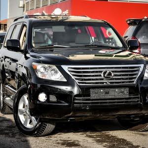 For sale Lexus LX car in Amman