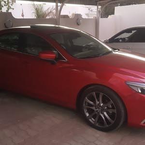 Used condition Mazda 6 2017 with 50,000 - 59,999 km mileage