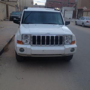 Jeep Commander 2008 for sale in Tripoli