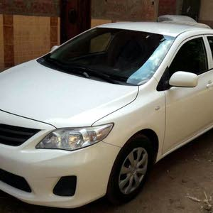 Toyota Corolla made in 2013 for sale